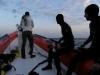 Abu Dabab Egypt 26.11.2009 1. Tauchgang Elphinstone (Early Morning Dive)