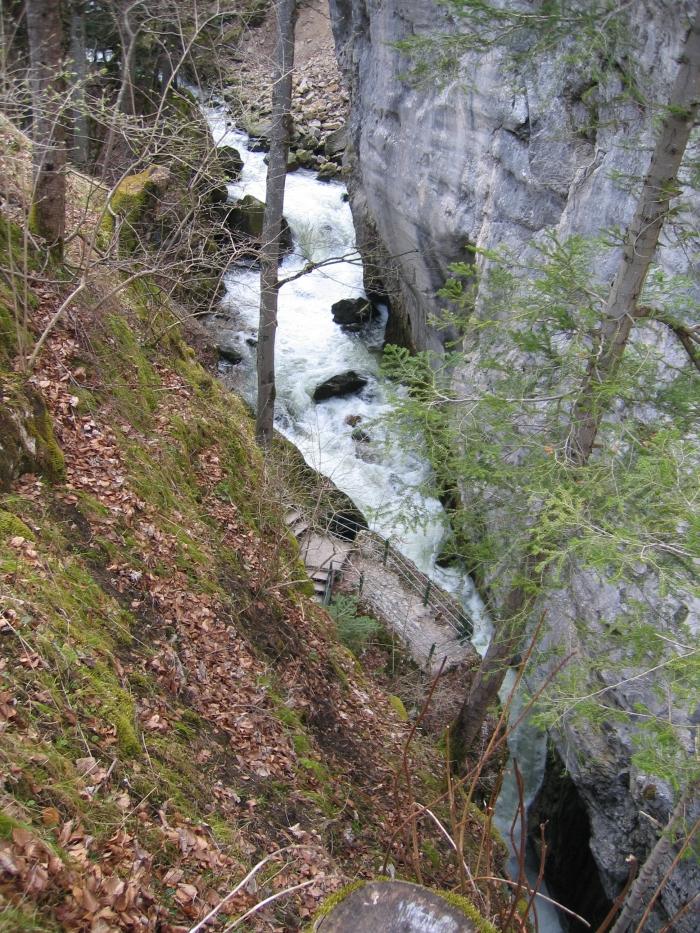 Schweizer Gran Canyon (10.4.2010)